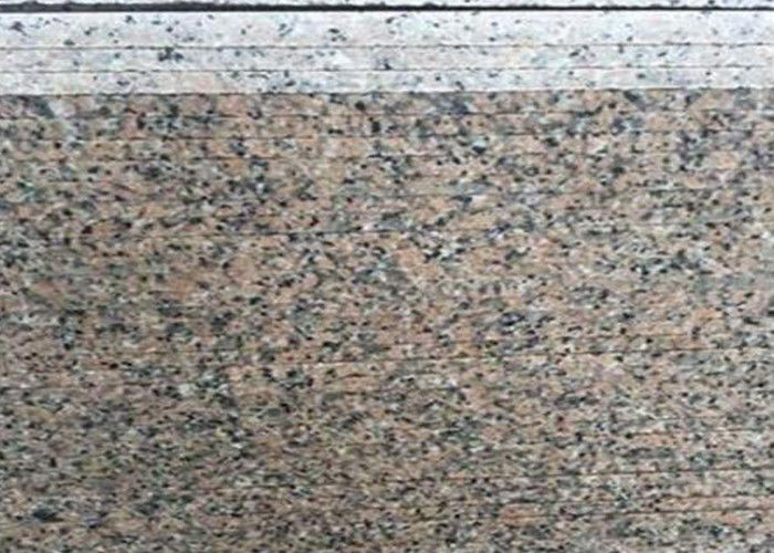 Custom Size Peach Red Granite Stone For Granite Bathroom Wall Tiles